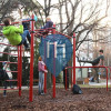Вена - уличных спорт площадка - Karl Kanter Park