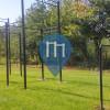 Bratislava - Parco Calisthenics - Ružinov