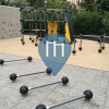 Dresden - Outdoor Exercise Gym  - Trachau