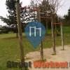 Reims - Calisthenics Park - Parc Marcel Lemaire