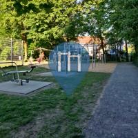 Parcours de Santé - Karlsruhe - Calesthenics Park Grötzingen