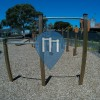 Adelaide - Street Workout Exercise Stations - Jervois Street Reserve