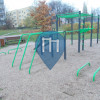 Warsaw - Street Workout Equipment - Kopa Cwila
