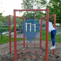 уличных спорт площадка - Wertheim - Fitnessstation
