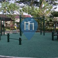 Singapore - Calisthenics Station - Sembawang Hills