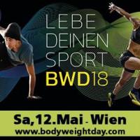 BodyweightDay 2018 - Lebe deinen Sport - Calisthenics Wettkampf