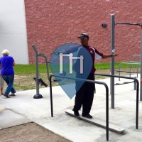 Tampa (Florida) - Outdoor Gym - Northdale Recreation Center