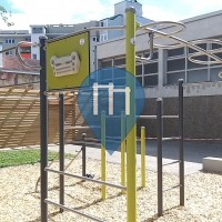Parc Street Workout - Karlsruhe - Calisthenics Park Ludwig Erhard Schule