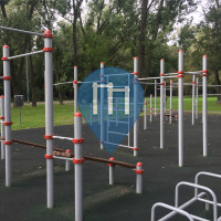 Moscow - 徒手健身公园 - Dubki Park