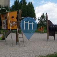 Modena - Monkeybar - Parco della Resistenza