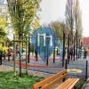 Dünkirchen - Calisthenics Park - Parc Saint-Gilles