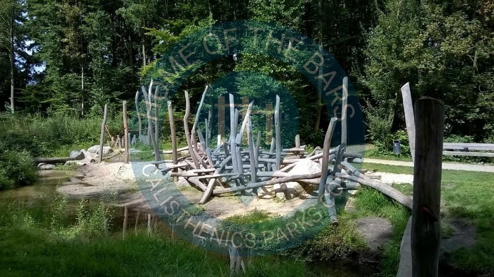 Klettergerüst Calisthenics : Calisthenics robinie stilum outdoor fitnessgeräte