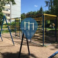 Moscow (East) - Street Workout Park - Вольская улиц