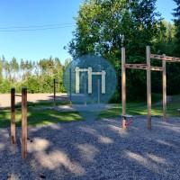 Воркаут площадка - Лахти - School of Männistö calisthenics park