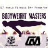 Bodyweight Masters Frankfurt - World Fitness Day
