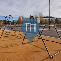 Турник / турники - Лахти - Kampusraitti outdoor gym