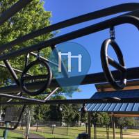 Calisthenics Facility - Jamaica Plain - Outdoor Fitness Parkman Playground