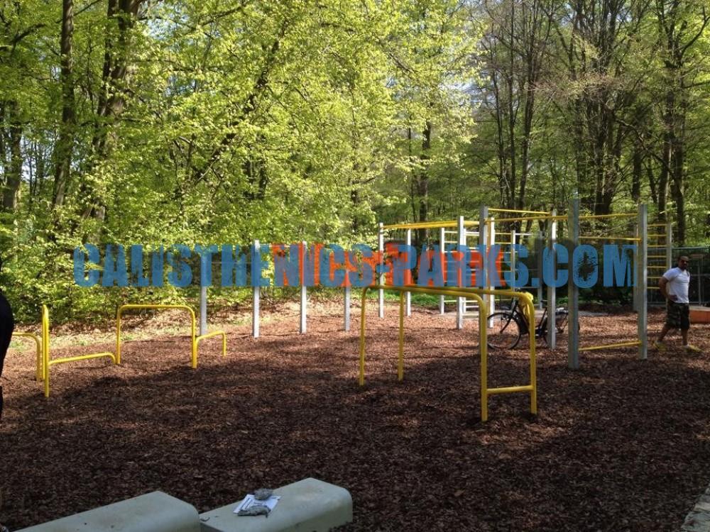 Malm 246 Calisthenics Park Pildammsparken Sweden Spot
