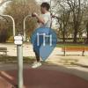 Strasbourg - 户外运动健身房 - Parc de la Citadelle