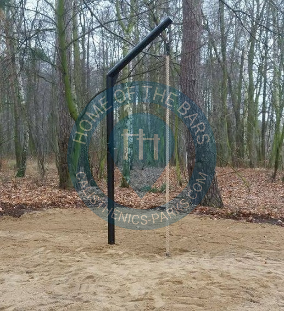 Warriors Path State Park Wedding: Fitness Trail