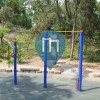 Pékin - Parc Street Workout - Zizhuyuan Park