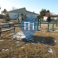 Swan Hills - Outdoor Fitness Area