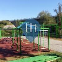 Brežice - Parco Calisthenics - Zakot