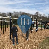 Eindhoven - Parc Street Workout - Drents Dorp
