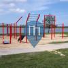 Siedlce - Street Workout Park - Zalew