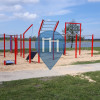Siedlce - Parque Street Workout - Zalew