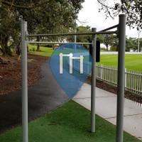 Sydney (Mosman) - Barras de dominadas al aire libre - Rawson Oval
