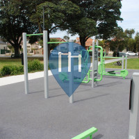 Sydney (Marrickville) - Outdoor Fitness Facility - Marrickville Park