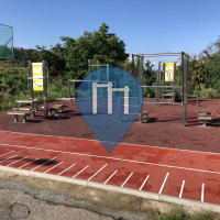 Fitness Trail - Prague - Outdoor Fitness Park Lipence