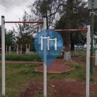 Zapopan - Outdoor Gym - Francisco Villa Park