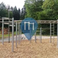 Geretsried - Calisthenics Geräte - Playparc - Stadtwald