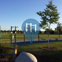 Street Workout Anlage - Denver - Outdoor Fitness Zone at Carmody Park