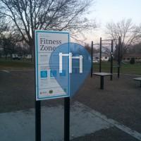 Denver - Calisthenics Fitness Park - Zuni Park