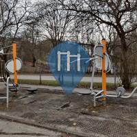 Calisthenics Gym - Lahti - Loviisanpässinpuisto training spot