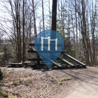 Parcours Sportif - Helsinki - Outdoor Fitness Uusimaa