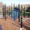 Parque Calistenia - Claix - Spot street workout Claix