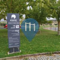 Воркаут площадка - Портел - Outdoor Fitness Portel (Portugal)