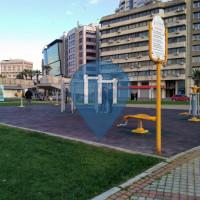 Street Workout Park - Izmir - Calisthenics-Anlage