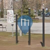 Granada - 徒手健身公园 - Calle Mecina-Bombaron