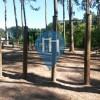 Dudenhofen - Parque Gimnasio  - Abenteuerspielplatz