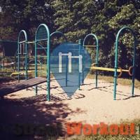 Dessau - Calisthenics & 徒手健身公园