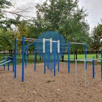 Воркаут площадка - Радом - Workout Park Radom