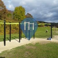 Mantes-la-Jolie - 徒手健身公园 - La Seine