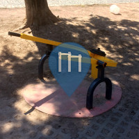 Balvanera - Parco Calisthenics - Plaza Monseñor Miguel de Andrea