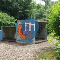 Essen - Parkour Park - Volksgarten