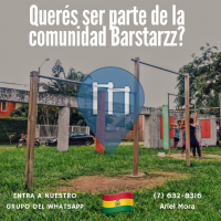Santa Cruz de la Sierra - Calisthenics Geräte - Parque Remanso